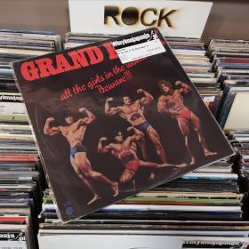 Grand Funk - All The Girls In The World Beware!!! 1974r. UK