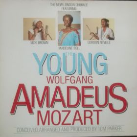 The New London Chorale – The Young Wolfgang Amadeus Mozart