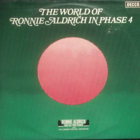 Ronnie Aldrich And His Two Pianos  – The World Of Ronnie Aldrich In Phase 4
