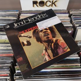 Jimi Hendrix - Experience 1971r. Ge