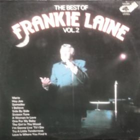 Frankie Laine ‎– The Best Of Frankie Laine Vol.2