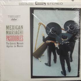 The Colorful Mariachi Aguilas De Mexico – Mexican Mariacho Pasodobles