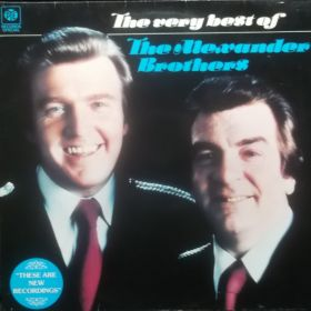 The Alexander Brothers – The Very Best Of The Alexander Brothers