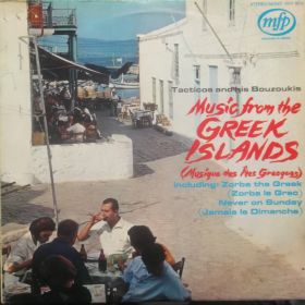 Tacticos And His Bouzoukis – Music From The Greek Islands