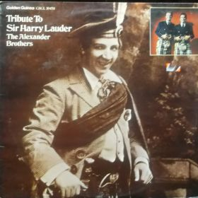 The Alexander Brothers – Tribute To Sir Harry Lauder