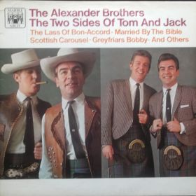 The Alexander Brothers – The Two Sides Of Tom And Jack