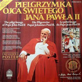 """""""Pielgrzymka Ojca Świętego Jana Pawła II"""" 2XLP"""