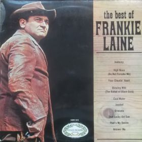 Frankie Laine – The Best Of Frankie Laine