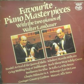 Walter Landauer – Favourite Piano Masterpieces With The Two Pianos