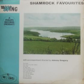 Eileen Donaghy With Accompaniment Directed By Johnny Gregory – Shamrock Favourites