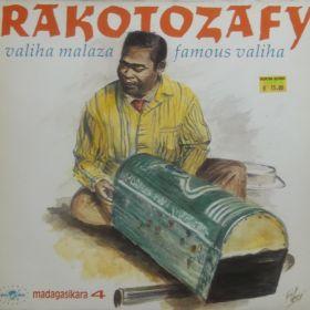Rakotozafy – Valiha Malaza = Famous Valiha (Madagaskar)