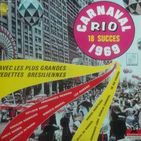 Various – Carnaval Rio 1969 18 Succes