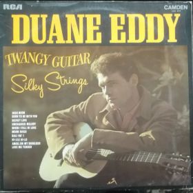 Duane Eddy – Twangy Guitar - Silky Strings