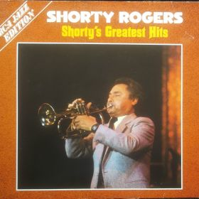 Shorty Rogers – Shorty's Greatest Hits