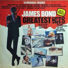 "Various ""James Bond Greatest Hits"""