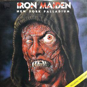 """Iron Maiden """"New York Palladium"""""""
