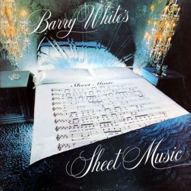 """Barry White """"Barry White's Sheet Music"""""""