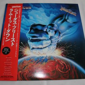 JUDAS PRIEST Ram It Down **NM**JAPAN**