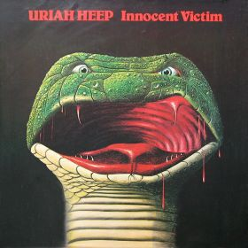 "Uriah Heep ""Innocent Victim"""