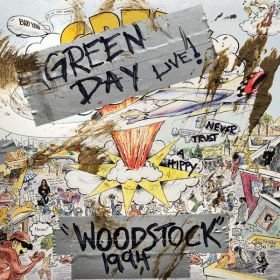 "Green Day ""Woodstock 1994"""
