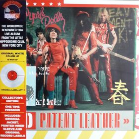 "New York Dolls ""Red Patent Leather"""