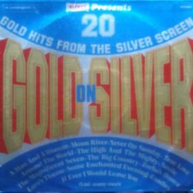 The Beverley-Phillips Orchestra – Gold On Silver - 20 Gold Hits From The Silver Screen
