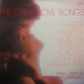 Pavel Bartoň, Karel Vlach Orchestra – The Great Love Songs