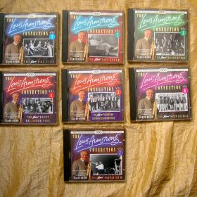 The Louis Armstrong Connectionn vol.1-vol.7 (7 cd)