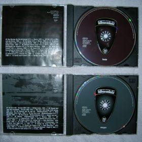 """Bohse Onkelz – Bo: """"Heute"""" i """"Morgen"""" 2 płyty cd."""
