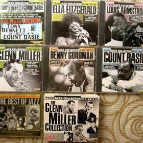 9 płyt cd. The Jazz Collector Edition