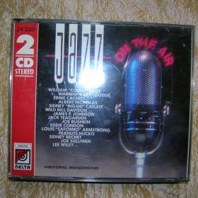 Jazz on the air. Album (2 cd)