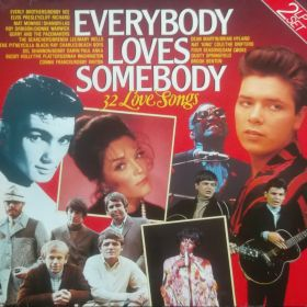 Various – Everybody Loves Somebody, 32 Love Songs 2xLP