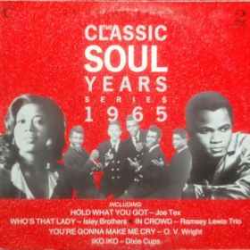 Various – The Classic Soul Years 1965