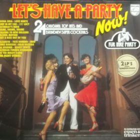 Various - Let's Have A Party Now