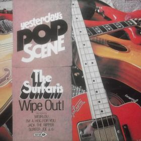 The Surfaris – Wipe Out!