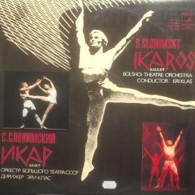 S. Slonimsky - Ikaros