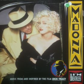 Madonna – I'm Breathless (Music From And Inspired By The Film Dick Tracy)