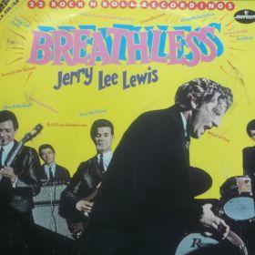Jerry Lee Lewis – Breathless - 22 Rock N Roll Recordings
