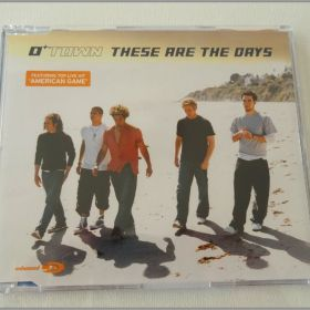 O-Town – These Are The Days