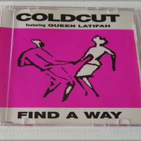 Coldcut Featuring Queen Latifah – Find A Way