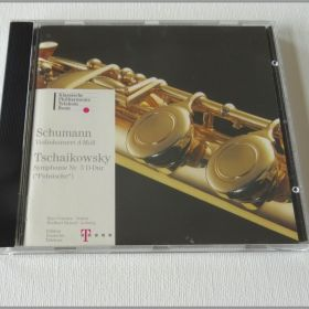 Klassische Philharmonie Telekom Bonn Conductor: Heribert Beissel Violin: Riyo Uemura – Schumann • Tschaikowsky