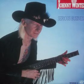 Johnny Winter – Serious Business