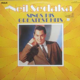 Neil Sedaka – Neil Sedaka Sings His Greatest Hits